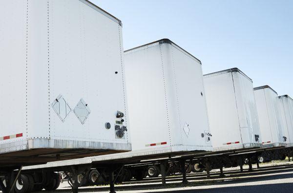 dry van trailers for sale