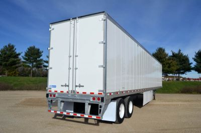 New & Used Dry Van Trailers for Sale: A Proud Dealer of Stoughton