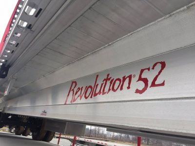2016 Fontaine lightly used flatbed trailers for sale