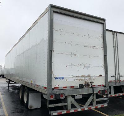 Shop Roll Door Dry Van Trailers Ervin Equipment Usa Listings