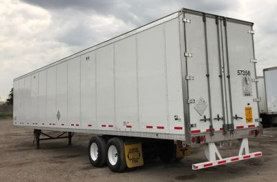 53' dry van trailer for sale