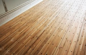 Solid Oak Flooring on all Dry Van Trailers by Stoughton