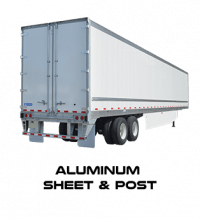 Stoughton Aluminum Sheet & Post: Dry Van Trailers