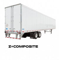 Stoughton Z+Composite Dry Van Trailers for Sale