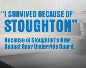 Stoughton's Rear Underride Guard